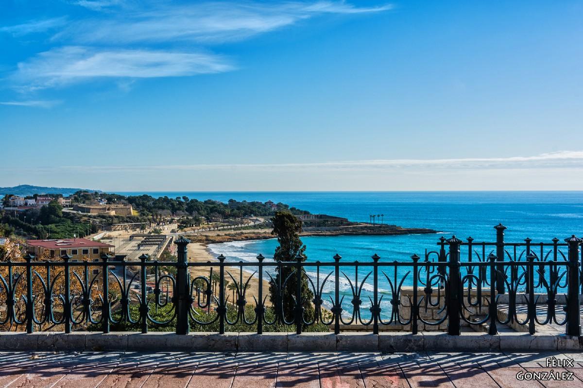 Resultado de imagen de balcón del mediterráneo tarragona