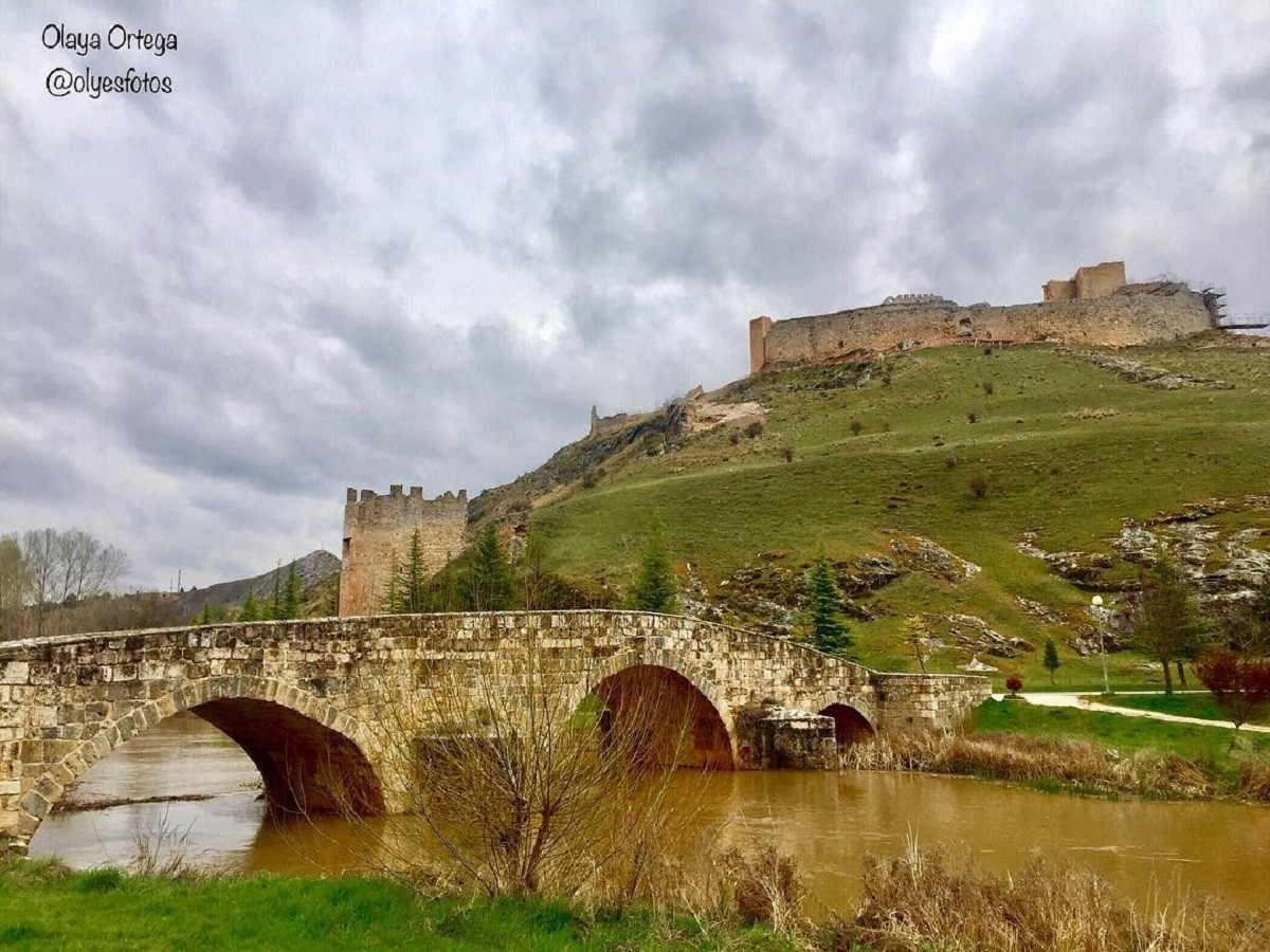 Resultado de imagen de castillo de osma