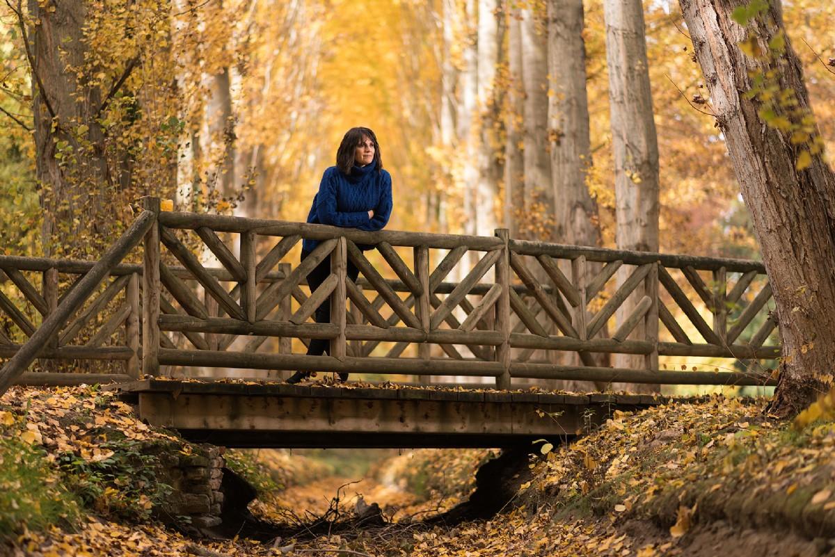 Contemplando el oto o en el jardin del principe de aranjuez por lorenzo fotograf a turismo - Oficina de turismo de aranjuez ...