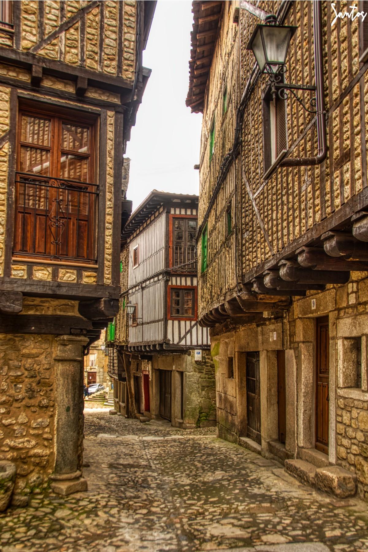 La Alberca, Sierra de Francia (Salamanca) por Santos | Fotografía ...