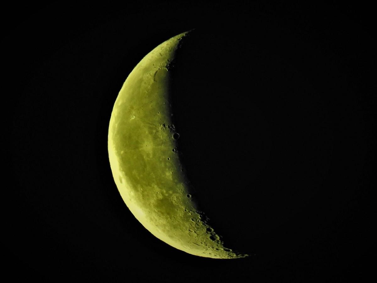 Luna en cuarto menguante por Antonio Tavares | Fotografía | Turismo ...