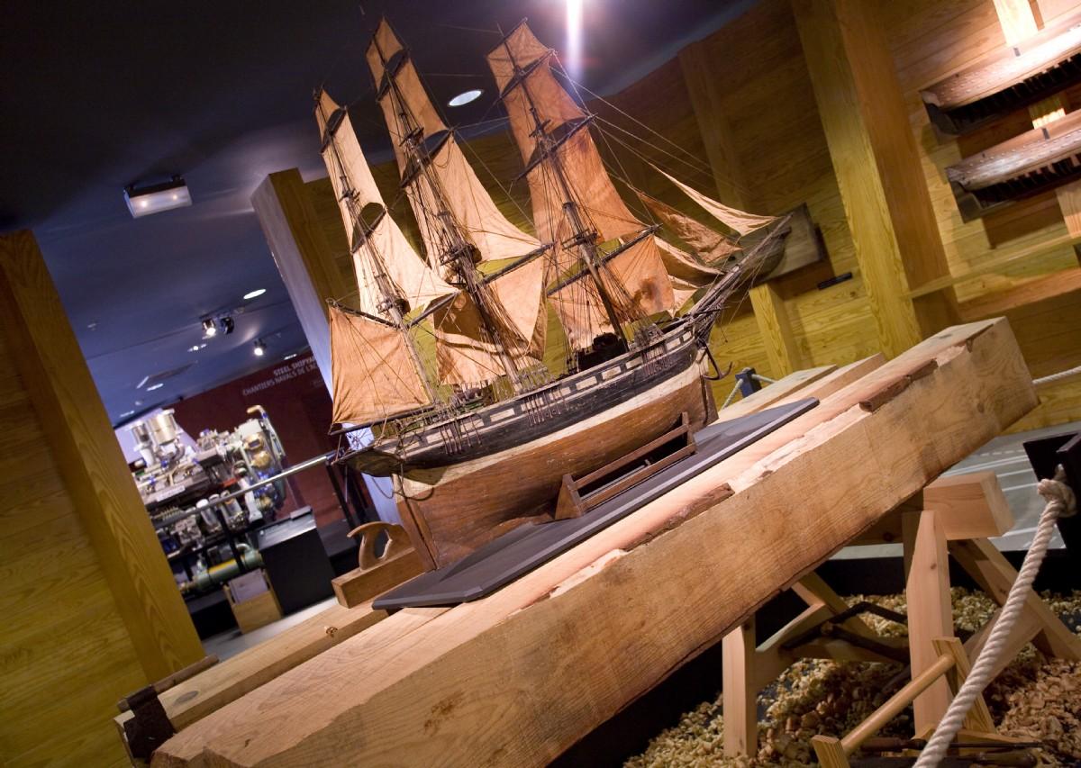Modelo naval carpinter a de ribera por mar timo bilbao fotograf a turismo de observaci n - Carpinterias en bilbao ...