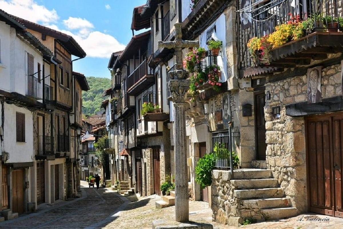 Mogarraz. Salamanca por Alvaro Valencia | Fotografía | Turismo de ...