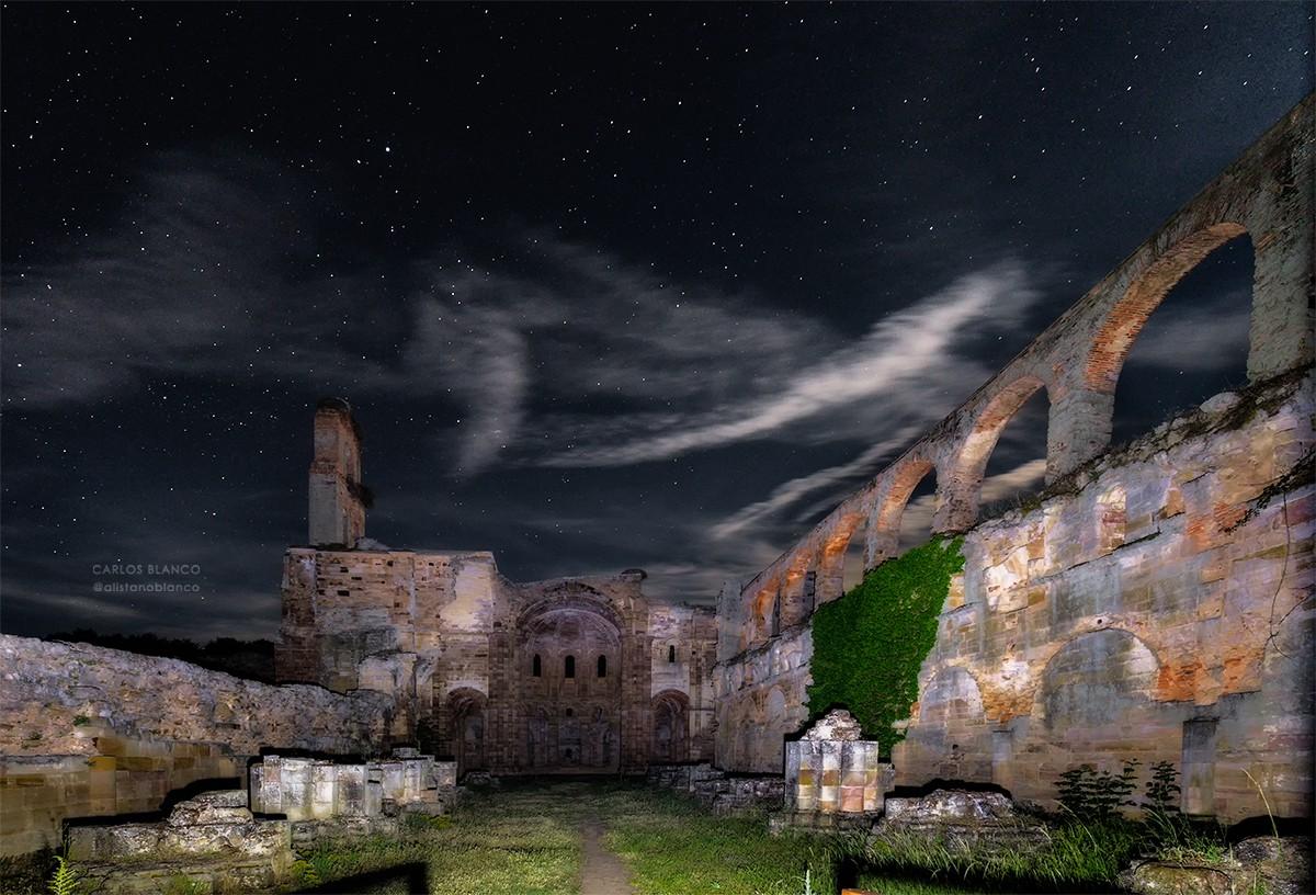 Resultado de imagen de Dependencias monásticas monasterio granja de moreruela