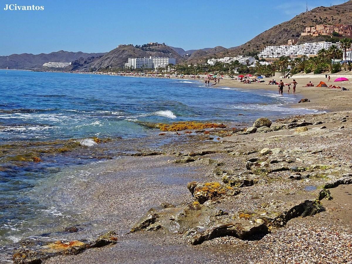Playas De Mojácar Almería Por Javier Civantos Fotografía Turismo De Observación
