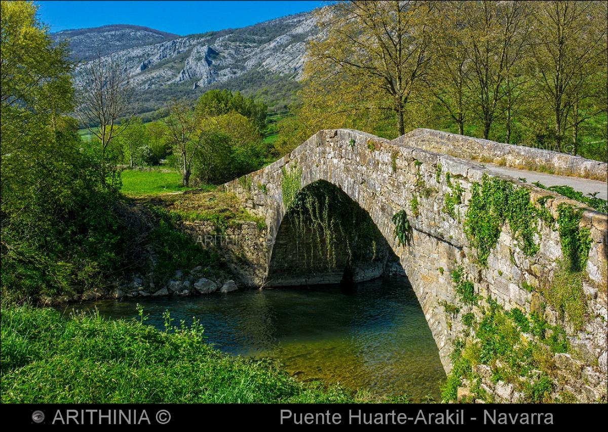 Puente de Huarte araquil