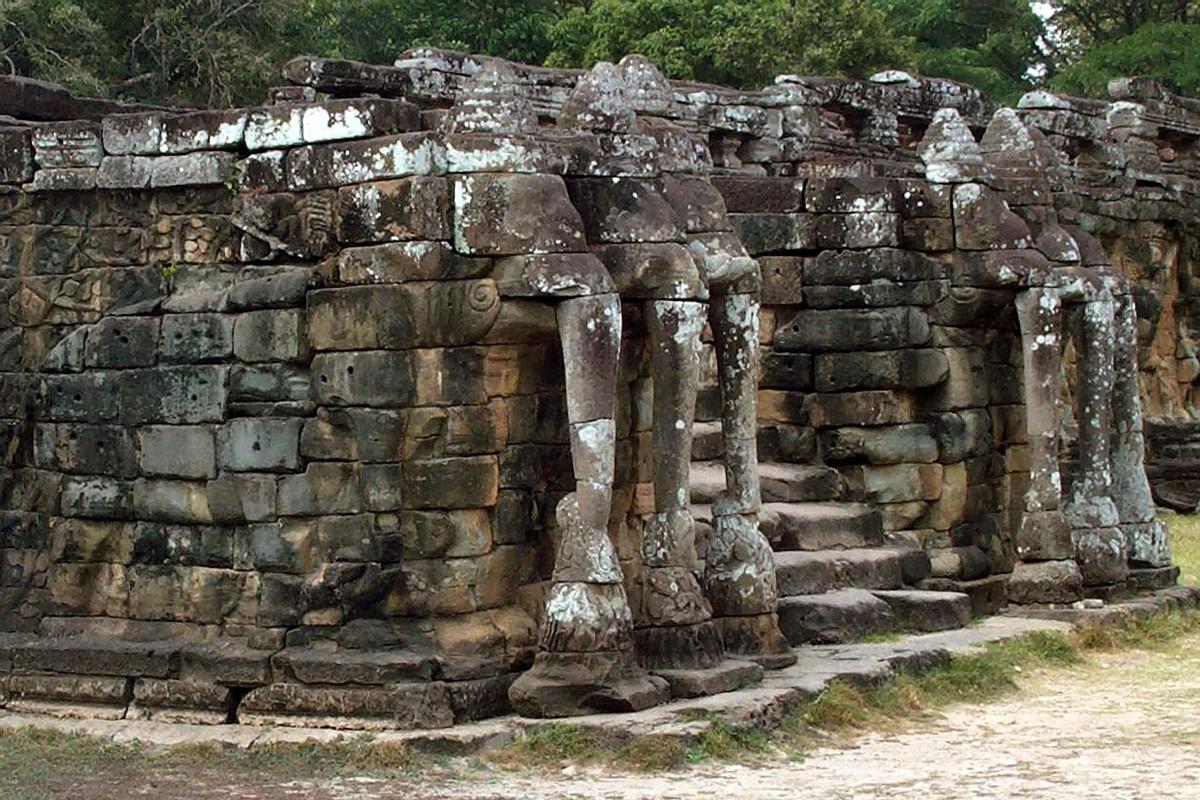 Terraza De Los Elefantes Por Luisleto Fotografía Turismo